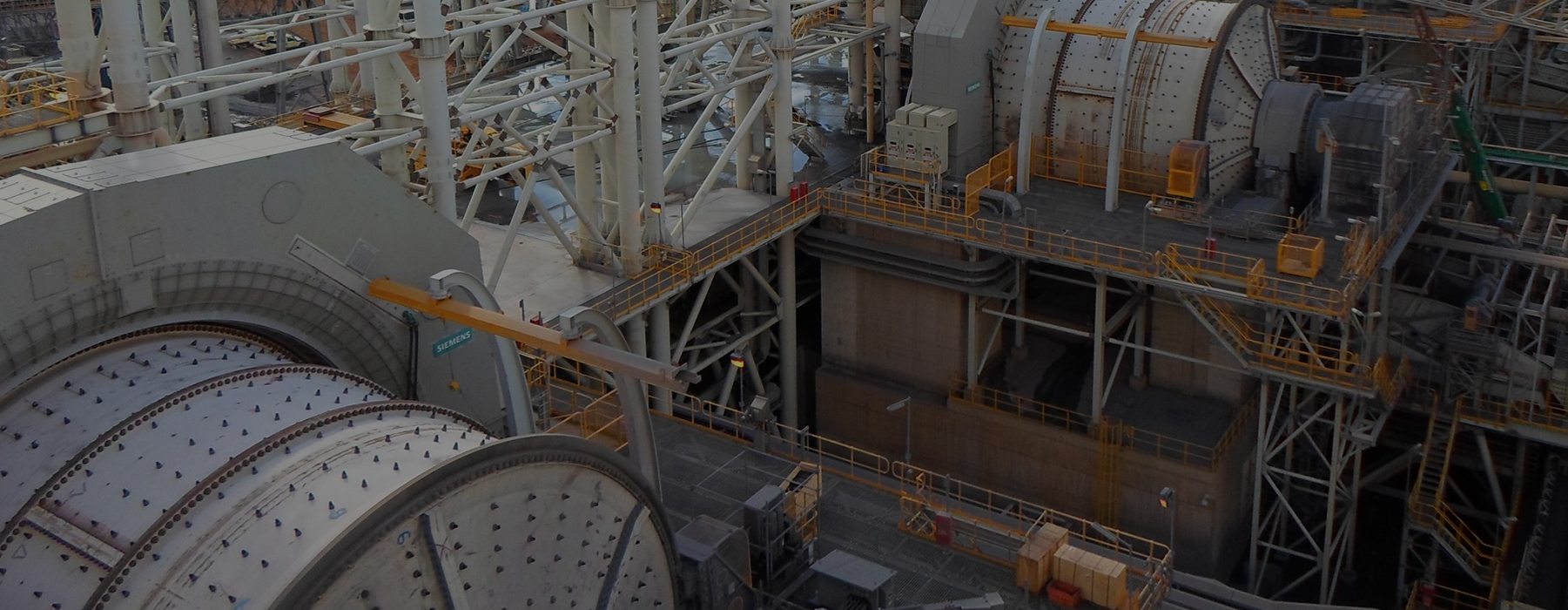 HENGIN'S Mining, Metallurgy, Cement Equipment and Castings and Forgings