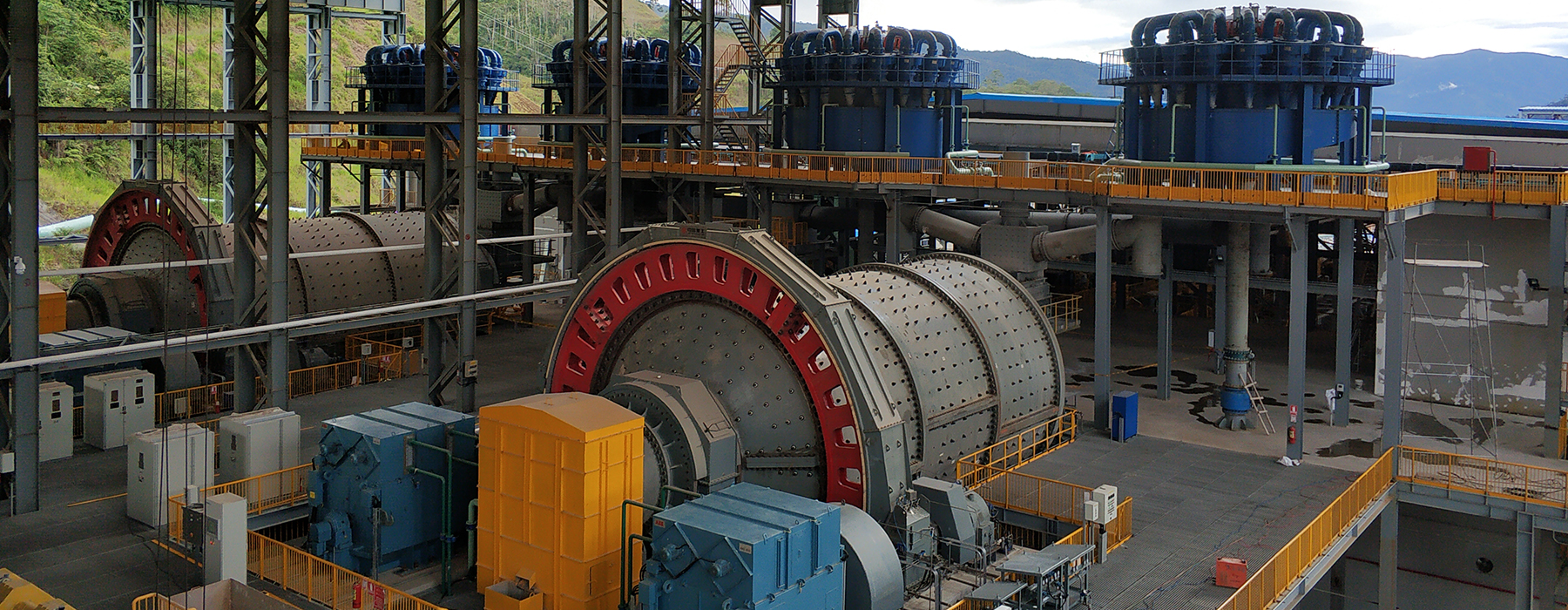 HENGIN'S Mill Liners and Crusher Liners