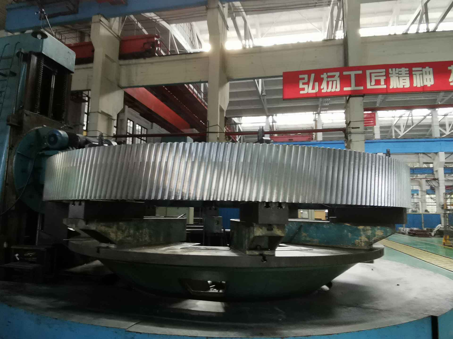 Ball Mill/SAG/AG Mill Girth Gear