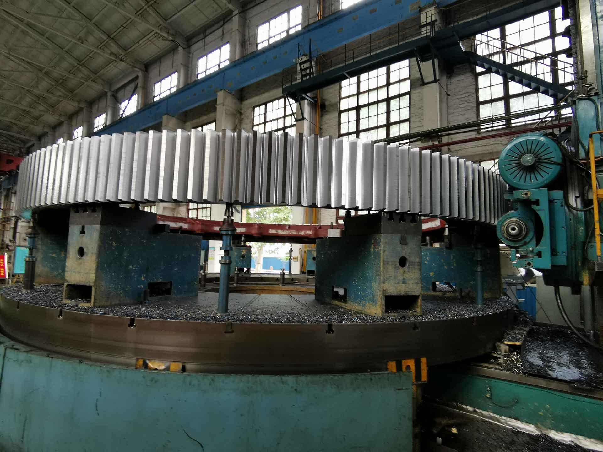 Rotary Kiln Girth Gear