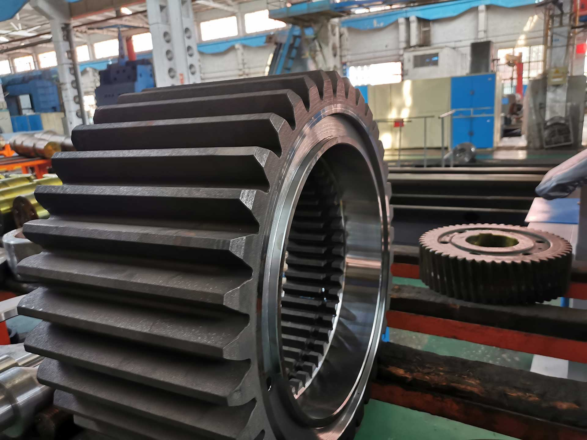 Grinding Mill Pinion/Gearbox Pinion