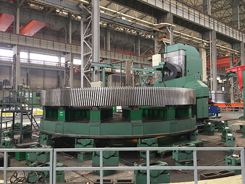 Girth Gear-For Mining Grinding Mill