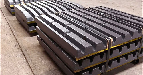 Jaw Crusher Liner
