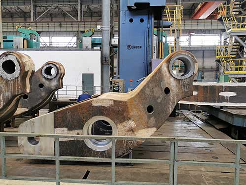 Vertical Roller Mill Rocker Arm